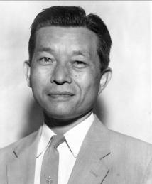 Hideo Hashimoto 1955