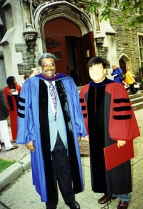 James Washington (1948-1997) and me